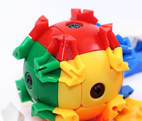 Как устроен кубик Рубика 2Х2