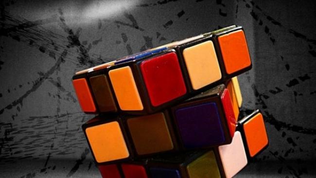 по сборке кубика Рубика.