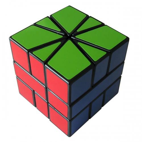 Как собрать Square One (Видео)